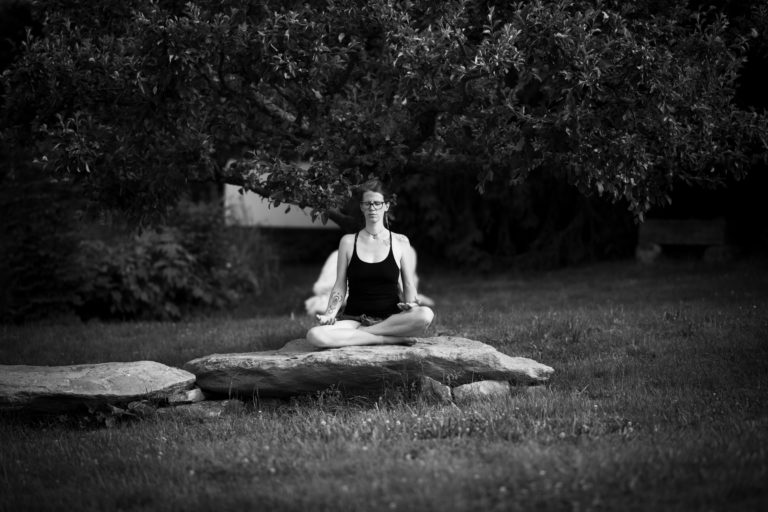 Meditace bez legrace